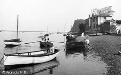The River Teign 1918, Shaldon