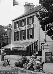 Undercliff Hotel 1928, Shaldon