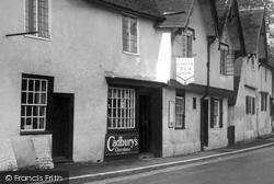 Shalford, Cadburys Sign 1933