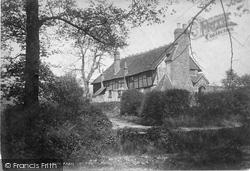 Shalford, Cottages 1895