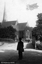 Shalford, Postman 1904