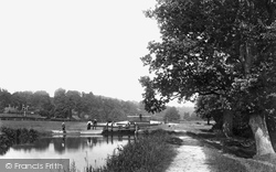 Shalford, St Catherine's Lock 1904