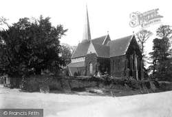 Shalford, St Mary's Church 1895