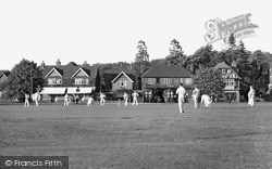 Shalford, The Common c.1955