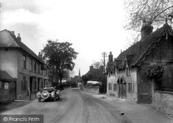Shalford, Village 1922