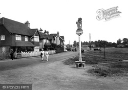 Shalford, Village Sign 1925