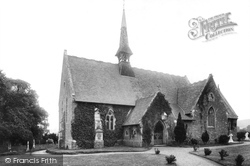 Shamley Green, Christ Church 1906