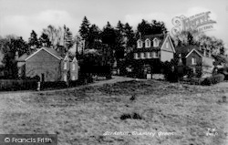 Shamley Green, Lordshill c.1950