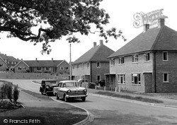 Shamley Green, Nursery Hill c.1955