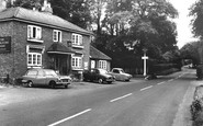 Shamley Green, the Bricklayers Arms c1965