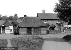 Shamley Green, The Forge c.1955