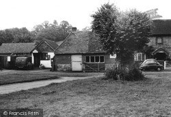 Shamley Green, The Forge c.1965