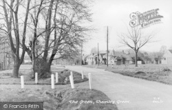 Shamley Green, The Green c.1955