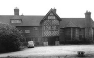 Shamley Green, the Hallams, Hallams Heath c1955