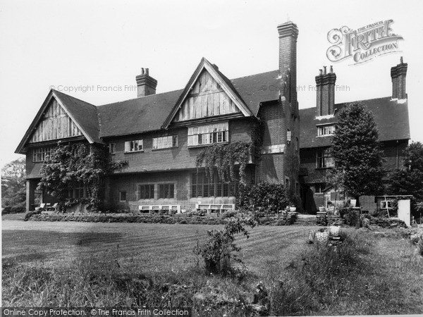 Photo of Shamley Green, The Hallams, Hallams Heath c.1955