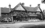 Shamley Green, the Hallams, Hallams Heath c1955