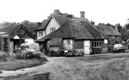 Shamley Green, the Village and Post Office c1965