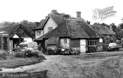 Shamley Green, The Village And Post Office c.1965