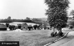 Shamley Green, The Village Green c.1965