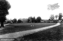 Shamley Green, Village 1906