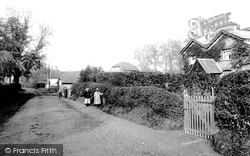 Shamley Green, Village 1906