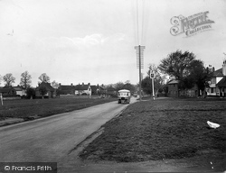 Shamley Green, Village 1932