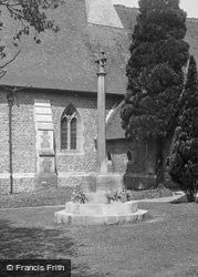Shamley Green, War Memorial 1939