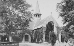Shanklin, Church c.1883