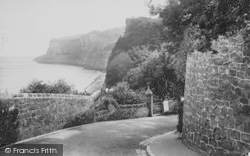 Shanklin, Dunnose Point 1913
