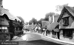 Shanklin, Old Village 1897