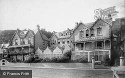 Shanklin, Royal Spa Hotel 1897