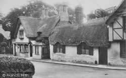 Shanklin, Village 1904