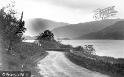 Haweswater Towards Mardale c.1955, Shap