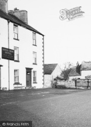 Kings Arms Hotel c.1955, Shap