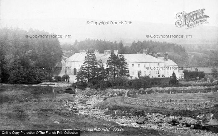 Photo of Shap, Shap Wells Hotel 1893, ref. 32971