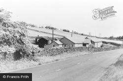 The Gfs Camp c.1955, Shap