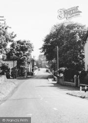 Village Entrance c.1955, Shap
