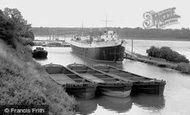 Sharpness, the Training Ship Vindicatrix c1960