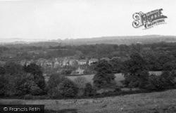Sharpthorne, Station View c.1950