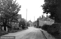 Sharpthorne, The Village c.1955