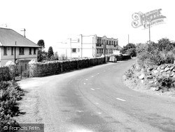 Shaugh Prior, The Moorland Hotel c.1960