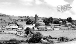 Shaugh Prior, The Village c.1965