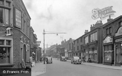Market Street c.1950, Shaw
