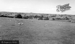 Shaw Mills, General View c.1960