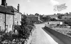Shaw Mills, The Village c.1960