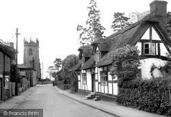 Church Street c.1955, Shawbury