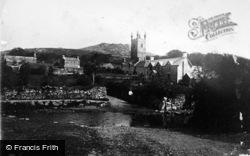 The Village c.1880, Sheepstor