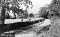 Church Lane c.1960, Sheering