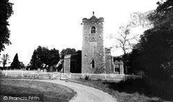 Church Of St Mary The Virgin c.1960, Sheering