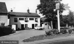 The Crown Inn c.1960, Sheering